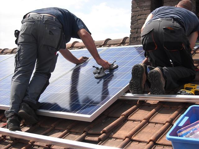 Bateria słoneczna jest bardzo droga