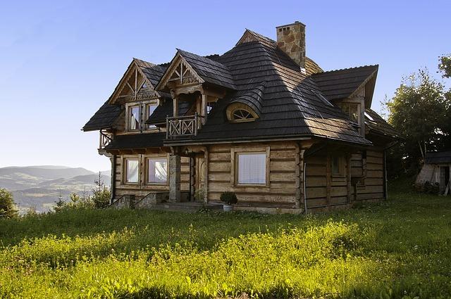 Wygodne domki letniskowe i domy drewniane pod klucz