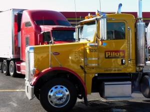 Okresowa kontrola pojazdów i transport 24 tony