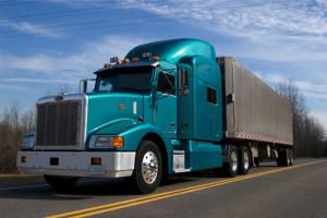 Transport ciężarowy to moja praca