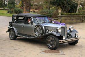 Auto z poleconej wypożyczalni aut luksusowych