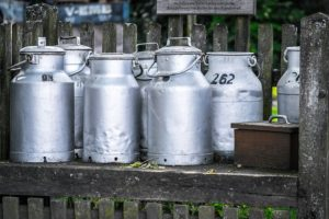 Funkcjonalne schładzalniki do mleka