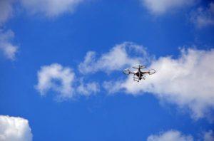 Popularne filmowanie dronami na Śląsku