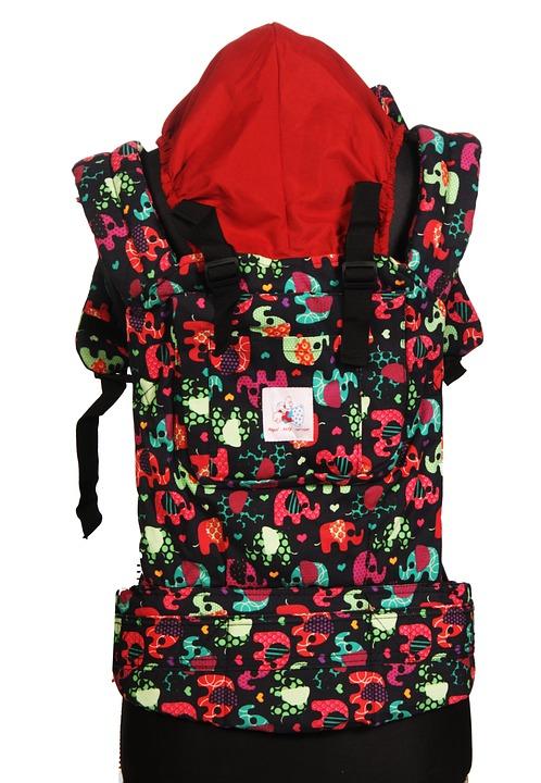 bezpieczne nosidło dla dzieci turystyczne