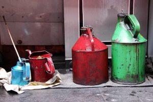 Sposób na przechowywanie paliwa