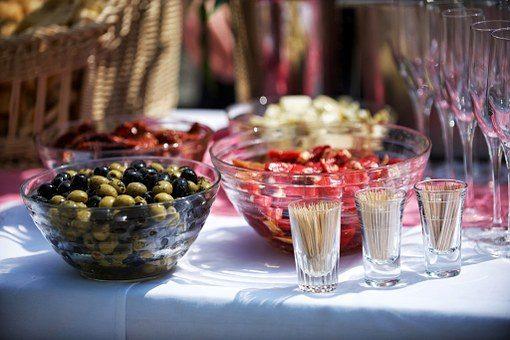 Przygotowanie cateringu konferencyjnego