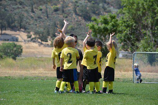 Gdzie trenują przedszkolaki?