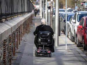Funkcjonalny wózek inwalidzki