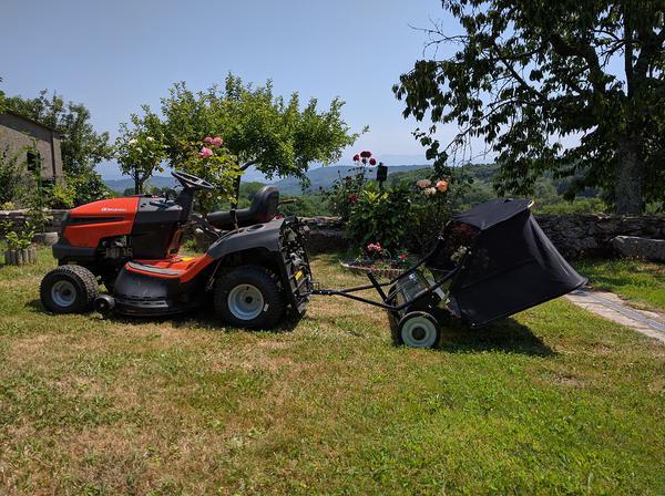Zalety traktorków Stihl