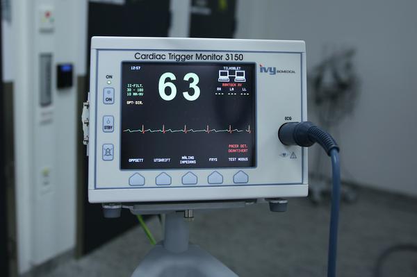 Jaką rolę pełni monitor medyczny?